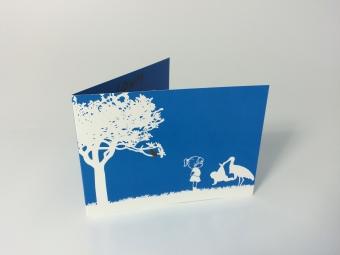 Geboorte drukwerk | éénkleur druk