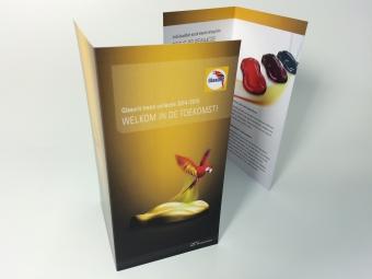 2-luik folder BASF