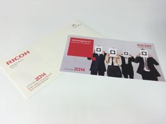 gepersonaliseerde mailing | bedrukte omslag